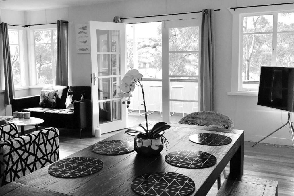 Linda Cottage Port Huon Spa Cottage River Views Cottages For Rent In Port Huon Tasmania