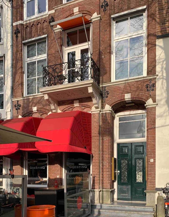 Luxe appartement  in hartje centrum Deventer