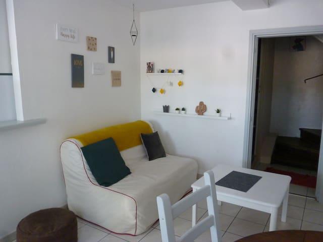 Duplex cosy au centre de Châtillon sur Chalaronne