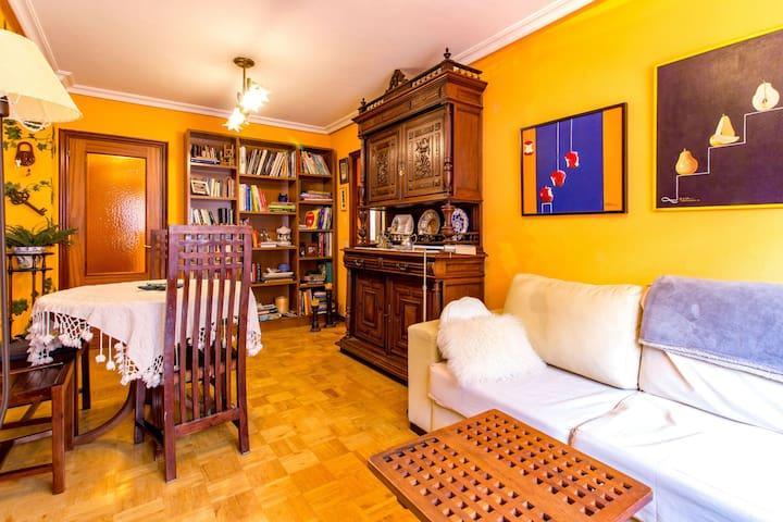 Casa de artista Oviedo Centro - Oviedo - Apartmen
