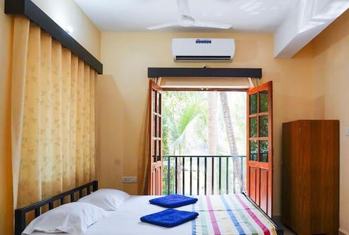 Cozy Nest Near Calangute / Baga / Candolim