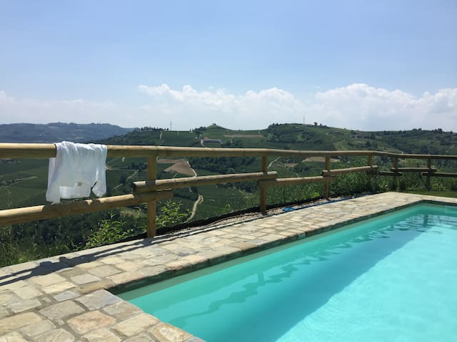 Enjoy the view and the silence - Family - Valdivilla - Appartement
