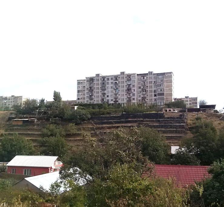 Глэмпинг в Варкетили