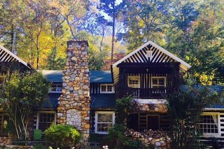 Lodge near Blueridge Parkway - Asheville