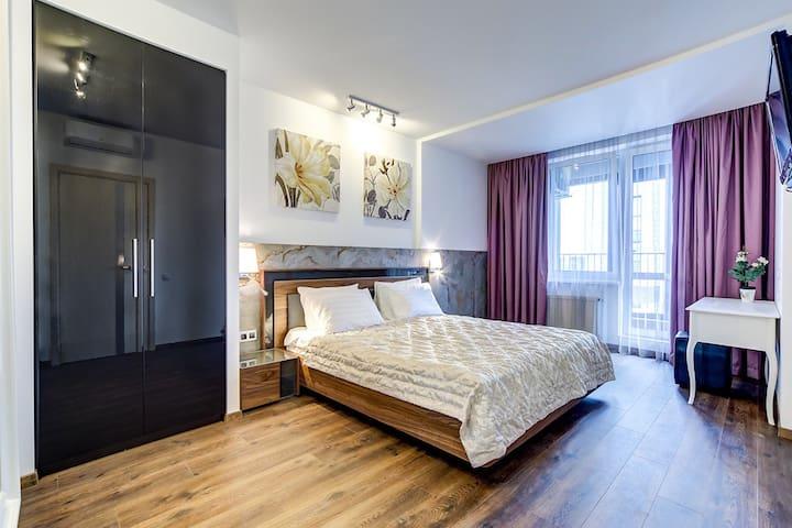 Квартира в центре Санкт-Петербурга - Санкт-Петербург - Leilighet