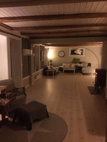 Stort rom - i sjarmerende hus - Drammen - House