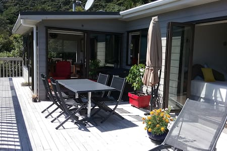 Muriwai Beach House