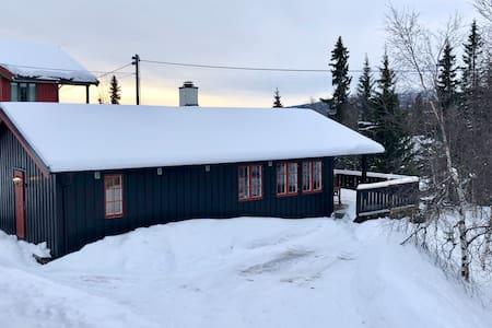 Fjellvang/Beito - 3 min til Beitostølen/Raudalen.