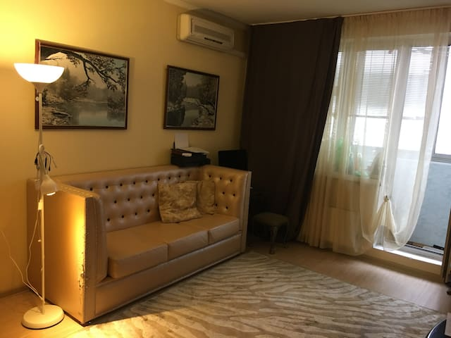 Cosy apartment for living in Moscow - Moskva - Daire
