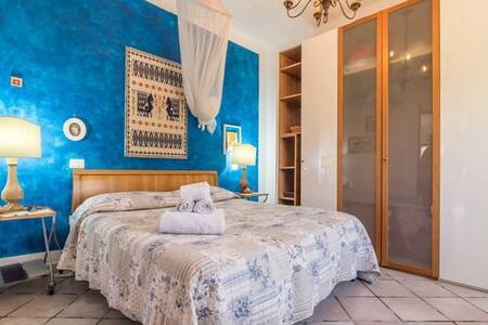 Camera Azzurra fronte mare - Quartu Sant'Elena