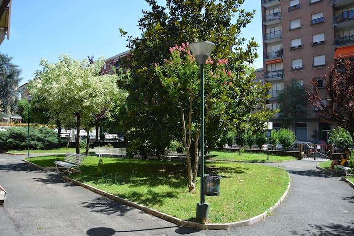 Lingotto Turin apartament