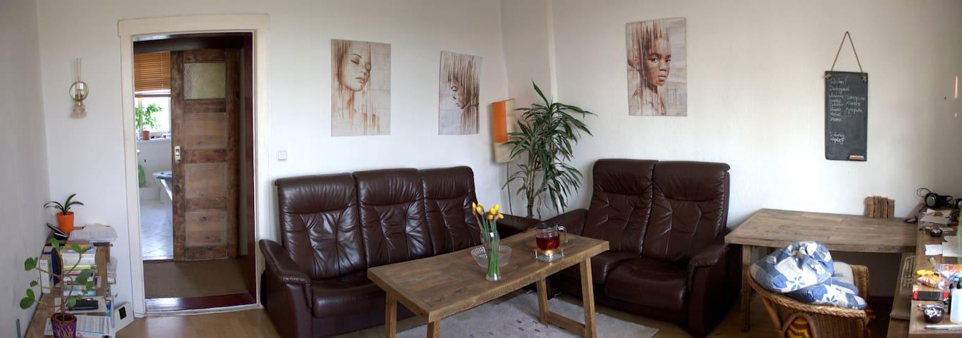 3 Zimmer mit Wiese in Seenähe - Stadtgrenze Berlin