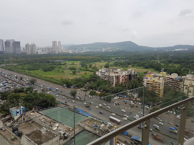 Serene Living in the heart of the city - Mumbai - Appartamento