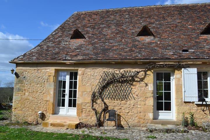 Gites de la truffière de Pechalifour (1 house)