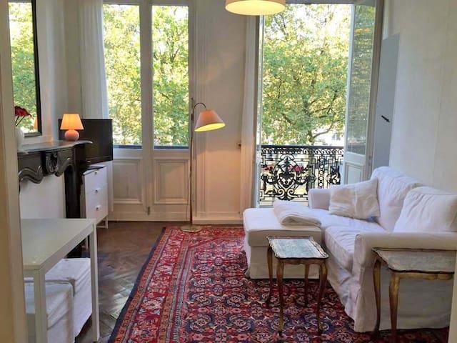 cosy apt. in trendy south - Ambéres - Apartamento