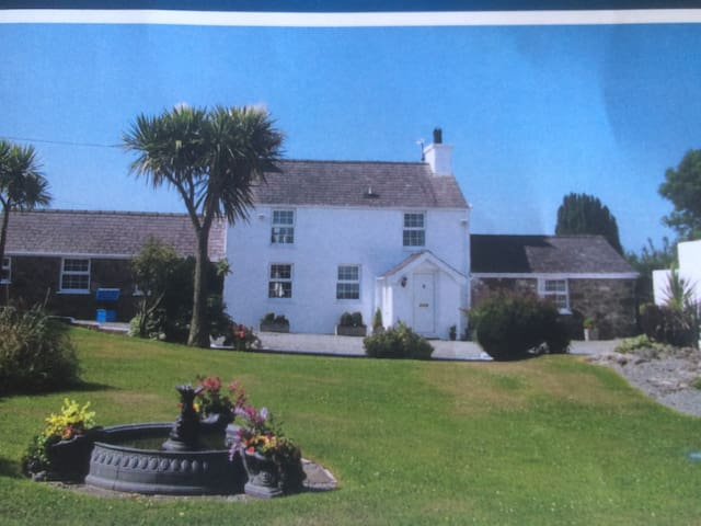 Penrallt B&B, Llynfaes, Anglesey
