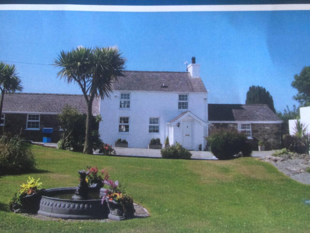 Penrallt House, Llynfaes, Anglesey
