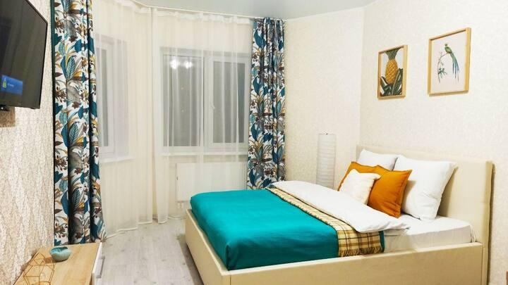 Апартаменты на Станке Димитрова 65