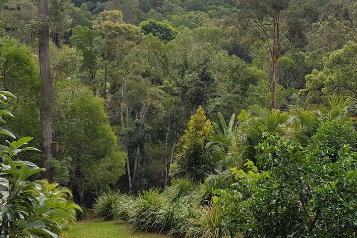 A private getaway in the Gold Coast Hinterland