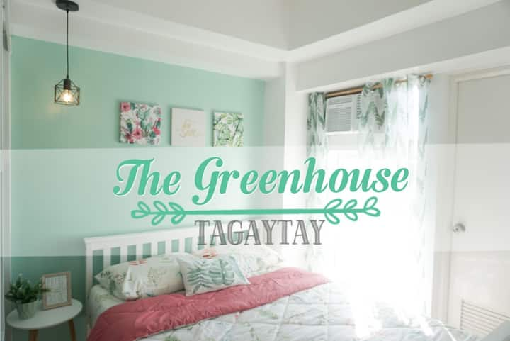 Greenhouse: Tropical-Inspired 1BR Unit in Tagaytay
