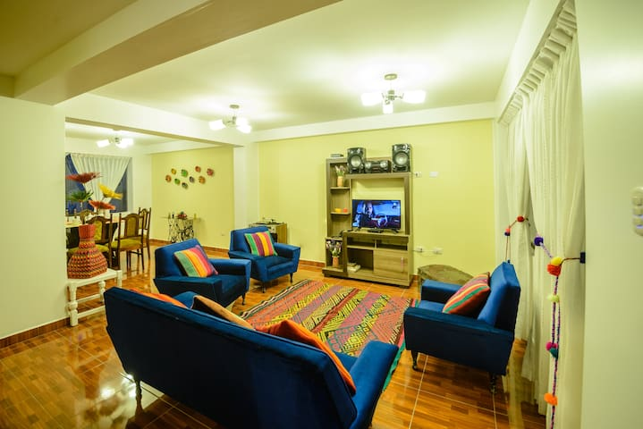 "Private Cusco Apartment! 10"" from historic center."