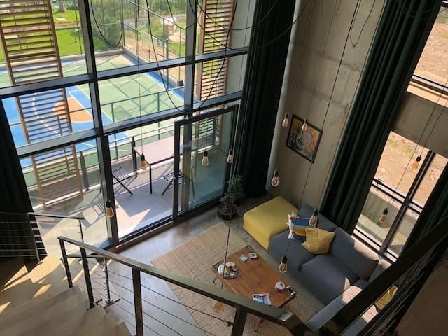 Epik Loft Residence Eşyalı / with furniture