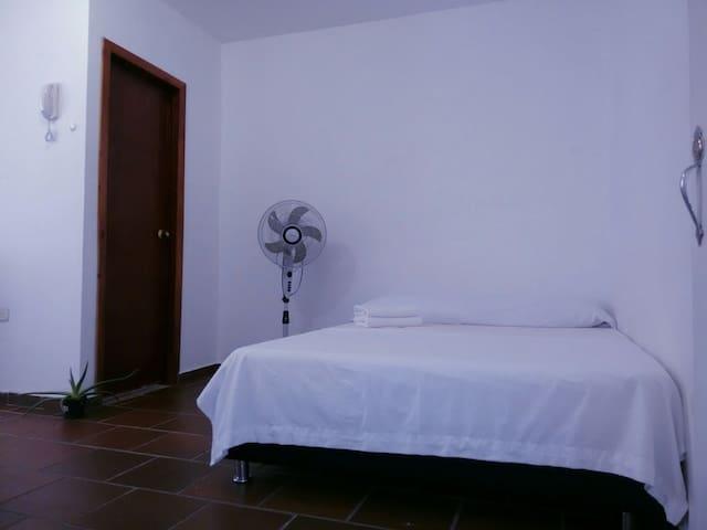Habitación tipo Loft cama doble