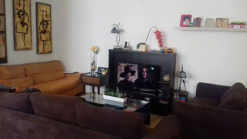 Cómoda y agradable habitación en casa. - Ciudad de México - House