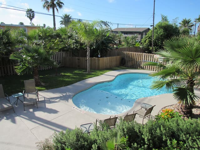 Port A on the Horizon!  Unit B - Heated pool
