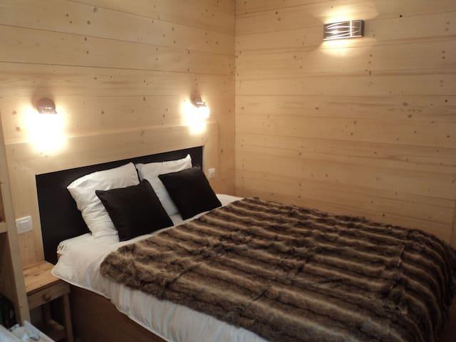 Appartement rénové de 40m² au coeur de Val Thorens - Saint-Martin-de-Belleville - Selveierleilighet