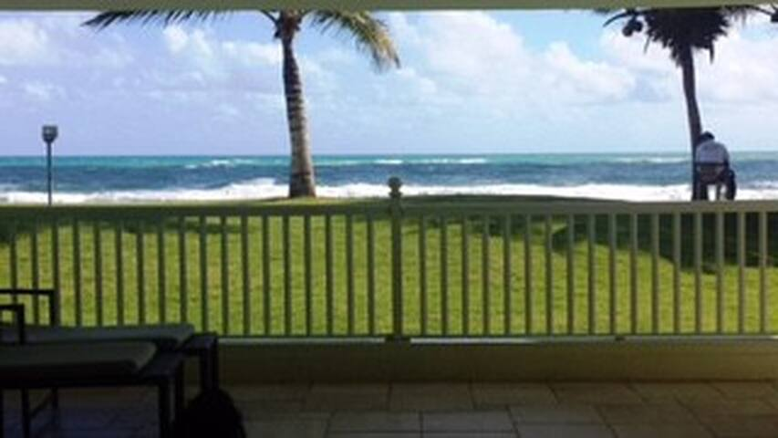 Oceanfront condo!Check May Discount - Cabarete - Vacation home