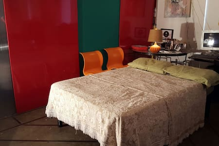real Bohemian NYCstyle Art studio! - Dallas - Loft