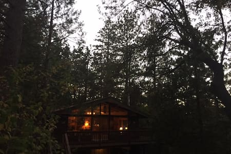 Crestview Lodge - Idyllwild-Pine Cove - Hus