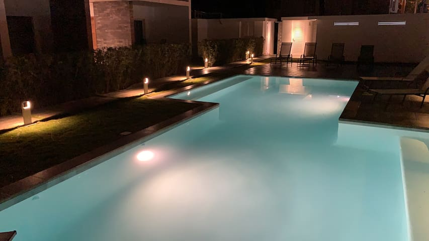 NUOVO Appartamento,4pax,residence,pool,Wifi,A/C