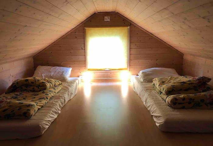 Loft room ('hems')
