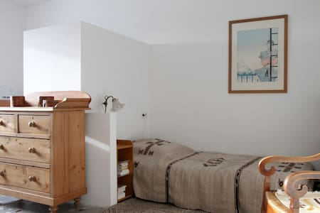 Chambre privée à La Rochelle - Bed & Breakfast