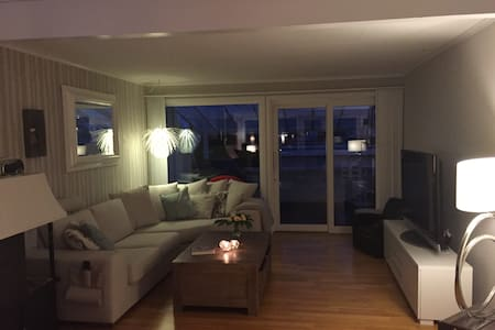 Nice,quiet & childfriendly house centrally located - Haugesund