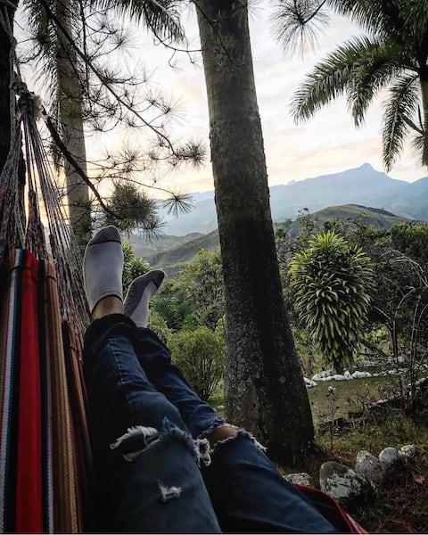 Chalet en la montaña (Reserva Natural)