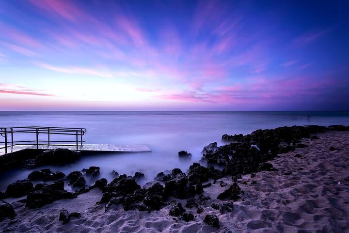 Sunset Coast Mettams Suite at North Beach BnB - North Beach - Bed & Breakfast