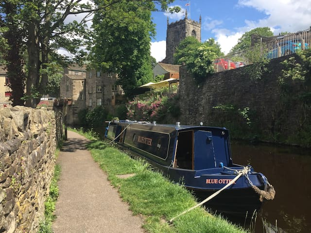 Central Skipton, Luxury Canal Boat