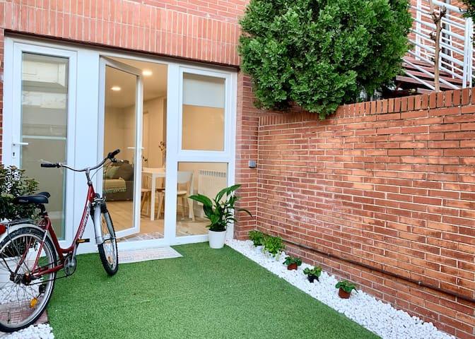 """Pura Vida"" New apartment in Pozuelo 5Km to Madrid"