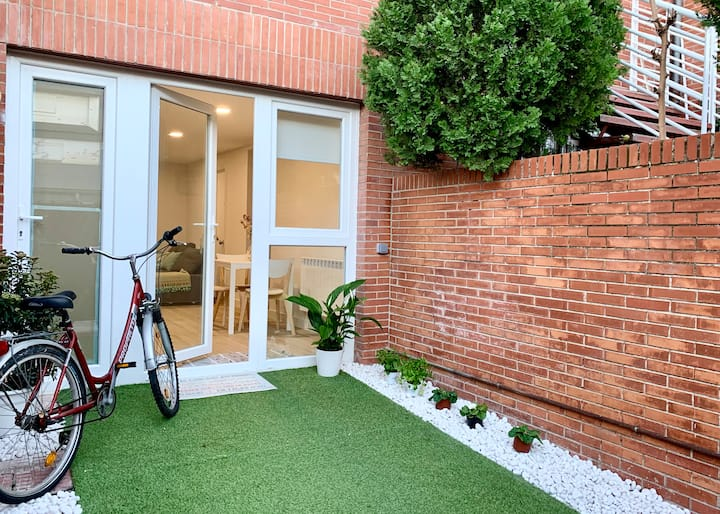 """Pura Vida"" New apartment in Pozuelo 5Km to Madrid"