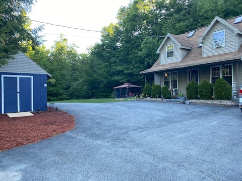 Great rental for Saratoga with plenty of space!