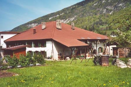 Appartement de vacances dans La Ruine du Moujik - Grandval - Huoneisto