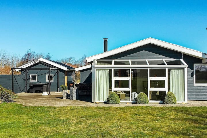 Attractive Holiday Home in Hemmet with Terrace