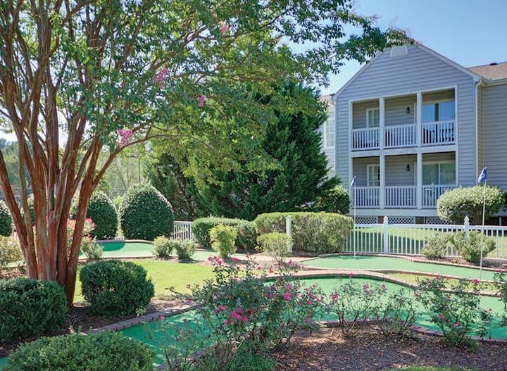 Wyndham Kingsgate 3 Br Lock-Off, Close to Historic Williamsburg
