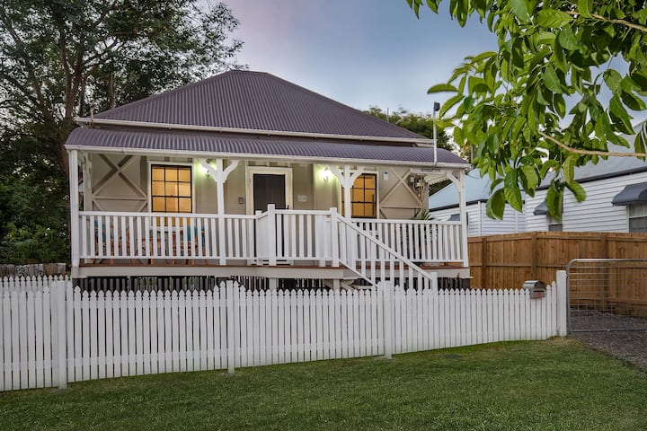Cottage and Granny Flat Together