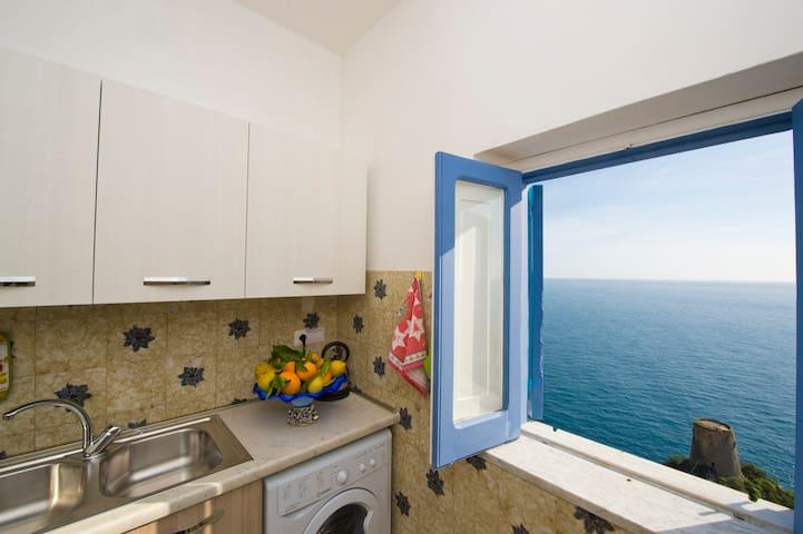 CASA AZZURRA 2.0 - PRAIANO (Amalfi) - Praiano - Casa