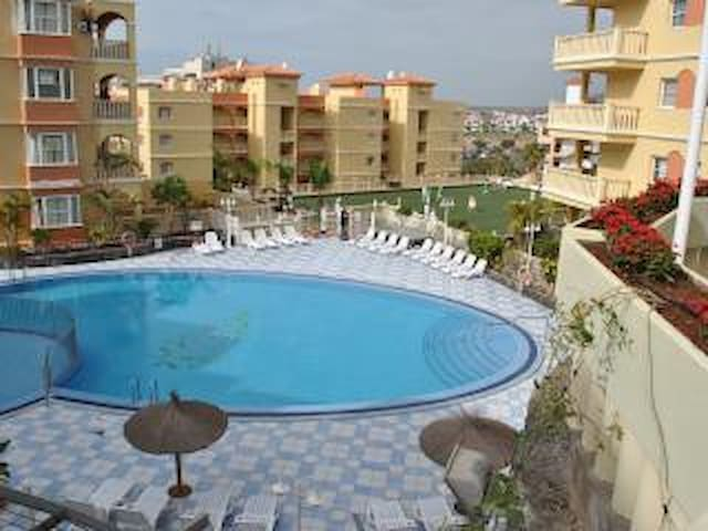 Lovely Apartment Winter Gardens Golf Del Sur