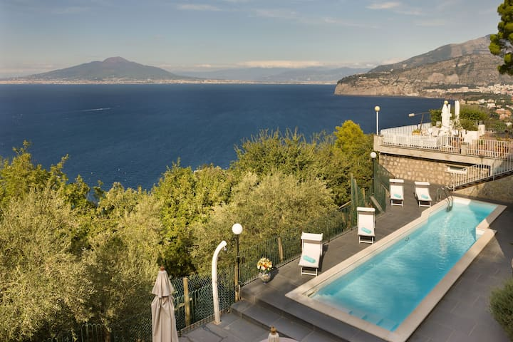 Villa Giada Luxury Sea view & Private Pool! - Sorrento - Villa